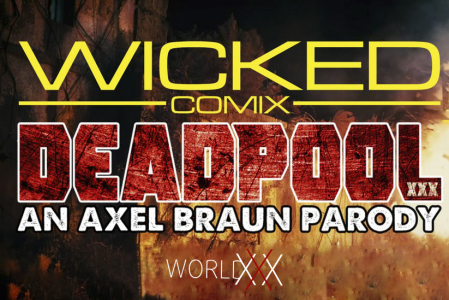 Wicked Comix, Axel Braun начали работу над Deadpool XXX