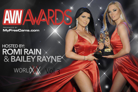 2019 AVN Award Winners Часть третья