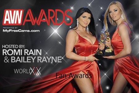 2019 AVN Fan Award Winners