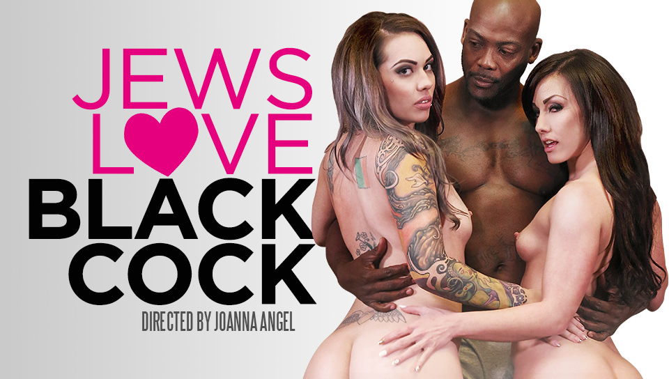Jews Love Black Cock
